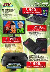 Akční nabídka říjen 2014 2