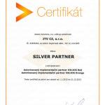 JTVcz Helios Silver Partner