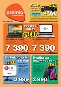 Premio noviny říjen–listopad 2014 - ke stažení