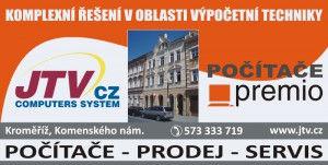 JTVcz - Premio počítače Kroměříž